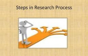 Basic steps in Developing a Research Proposal for Beginners